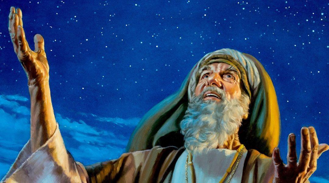 Вечниот завет: 4. Повикувањето на Авраам – Подигнување на жртвеник