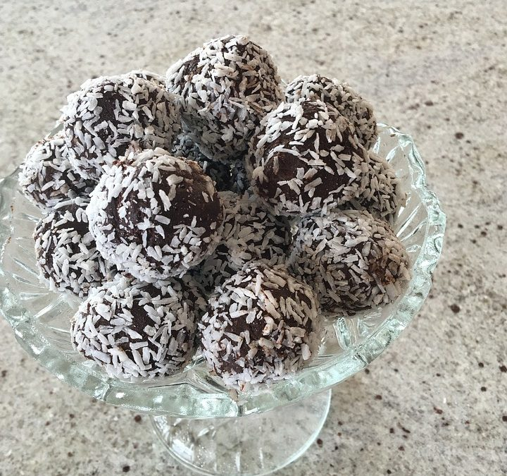 Чоколадни топчиња