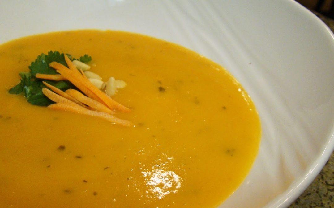 Крем супа од морков