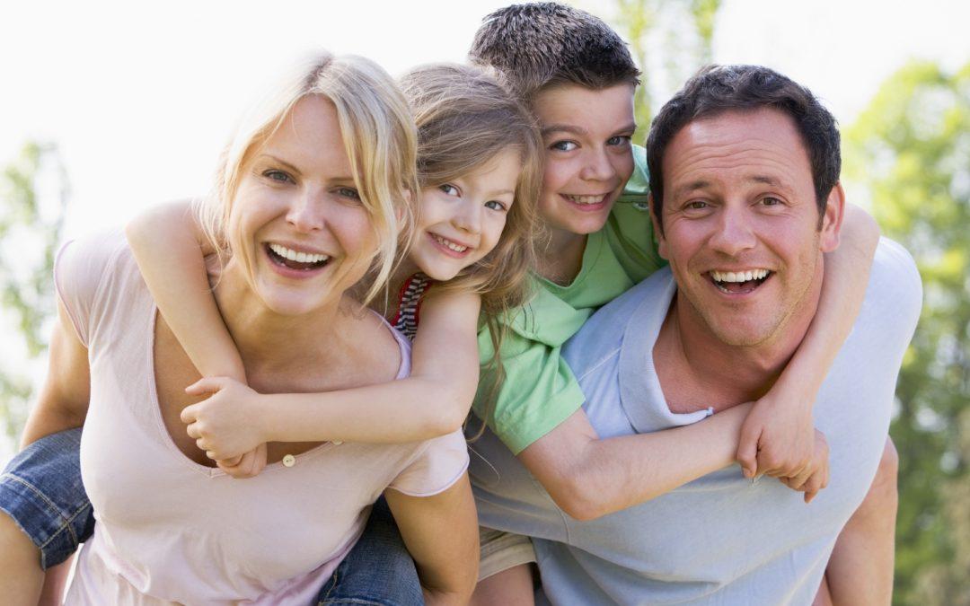 5. Безусловната љубов – темел во родителството