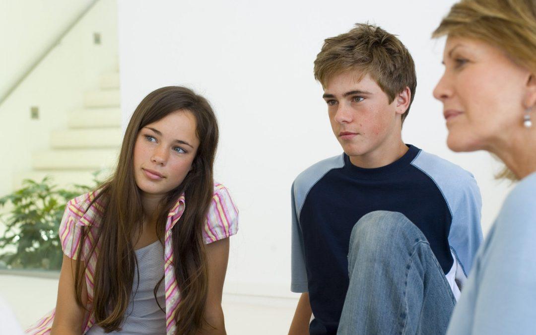 1. Домот – најголемото влијание во животот на еден тинејџер