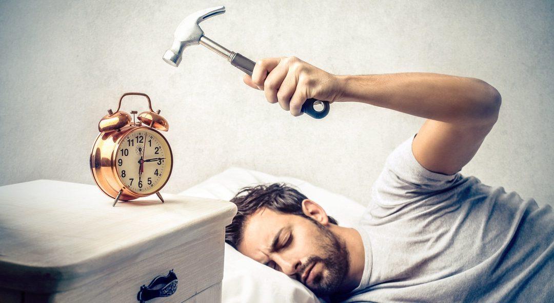Совети за полесно будење