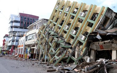Силни земјотреси!
