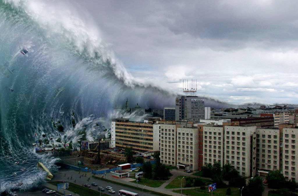 И водите во сојуз и спрега со земјотресите и вулканите против човештвото!