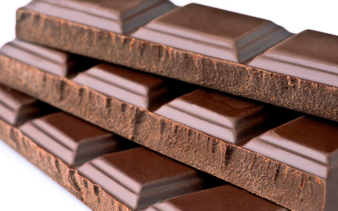 Отфрлање на чоколадото како хранлива намирница