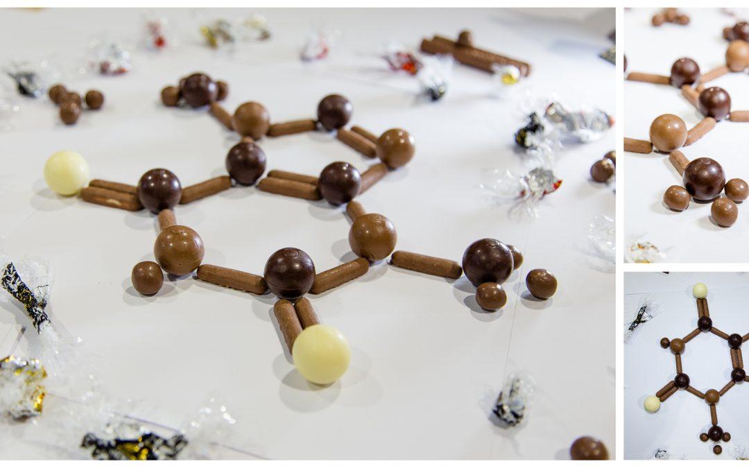 Својствени хемиски карактеристики на чоколадото